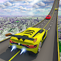 Ultimate City GT Car Stunt: Mega Ramp Climb Racing icon