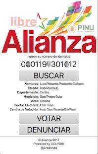 ALIANZA CENSO - náhled