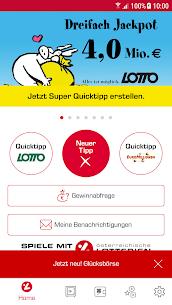 Lotterien App 1