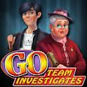 GO Team Investigates - Solitaire Mahjong Mysteries icon