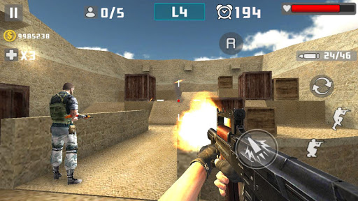 Gun Shot Fire War 1.2.3 screenshots 7
