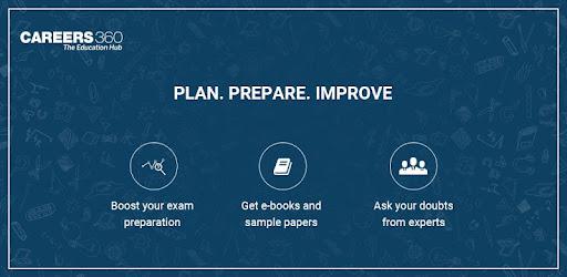 Careers360 test prep exam college jee mainneet apps on google play fandeluxe Choice Image