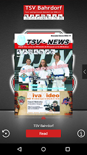 Turn- und Sportverein Bahrdorf- screenshot thumbnail