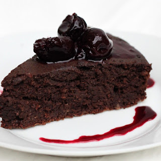 Chocolate Chickpea Cake.