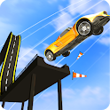 Impossible GT Car Driving Tracks: Big Car Jumps icon