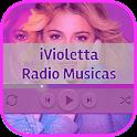 iVioletta Radio Musicas icon