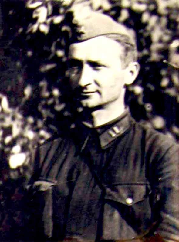 Яценко - комиссар 1 осб 35 осбр