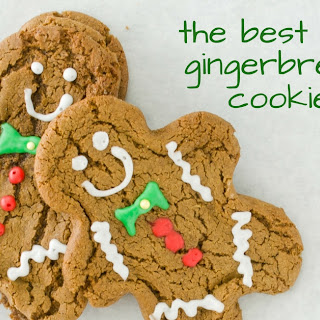 Ginger Man Cookies Recipes