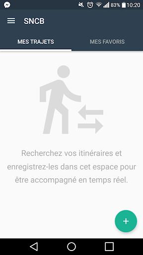 OnTime - SNCB Belgium app (apk) free download for Android/PC/Windows screenshot