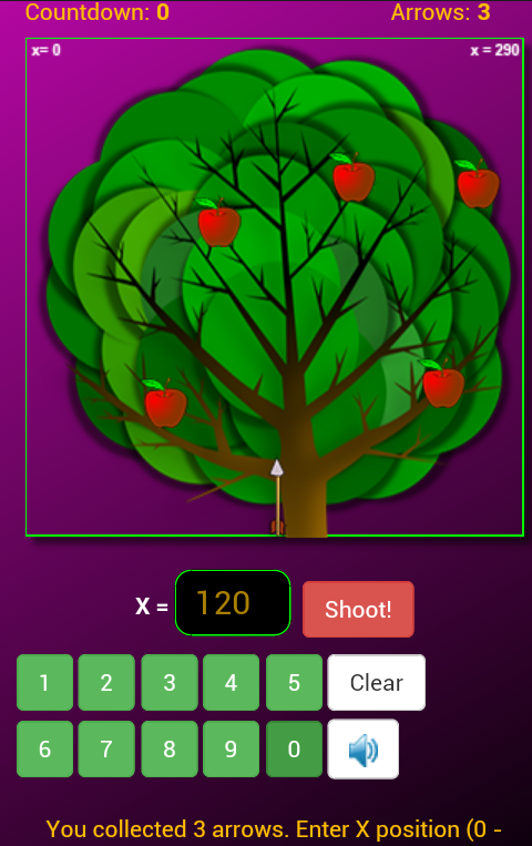 Maths Skill Builder- screenshot