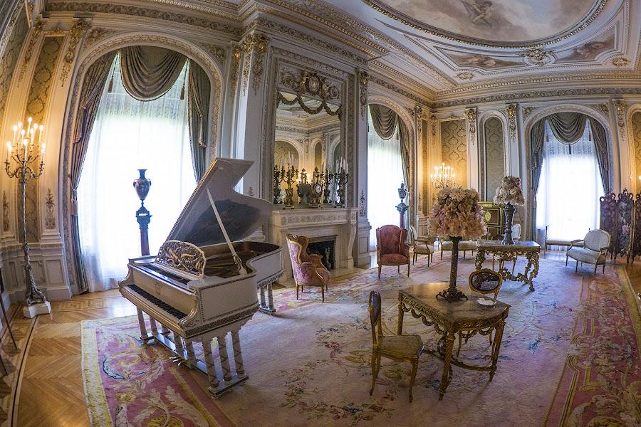 Flagler Museum Music Room
