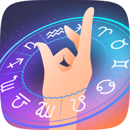 Horoscope & Palm Master - Face Aging, Palm Scanner Icon