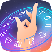 Horoscope & Palm Master-Palm Scanner and Aging Icon