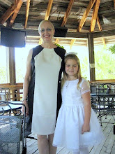 Photo: Second Dress, Unlined (with my granddaughter in Savannah, GA)