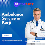 First-Class Medical Services by Medilift Ambulance Services in Kurji, Patna