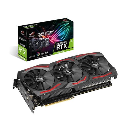 Card màn hình Asus ROG Strix RTX 2060 Super Advanced 8GB GDDR6 (ROG-STRIX-RTX2060S-A8G-GAMING)