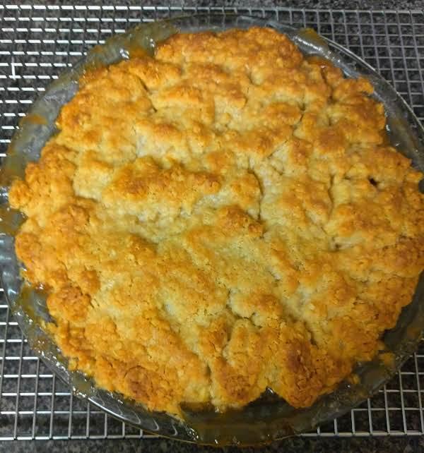 Butter Apple Crisp Recipe