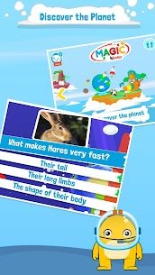 Magic Kinder Official App – Free Family Games 4