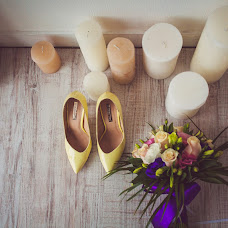 Wedding photographer Alevtina Shvidkova (Shvidkova). Photo of 09.01.2017