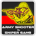 Army Shooter Vs Sniper Gangs icon