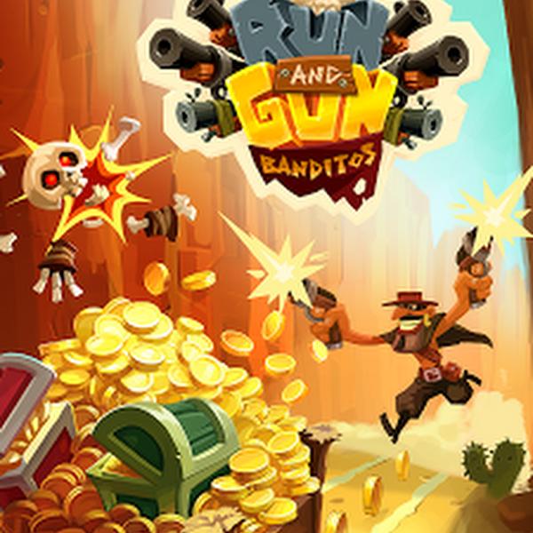 Run & Gun: BANDITOS v1.1 [Mod]