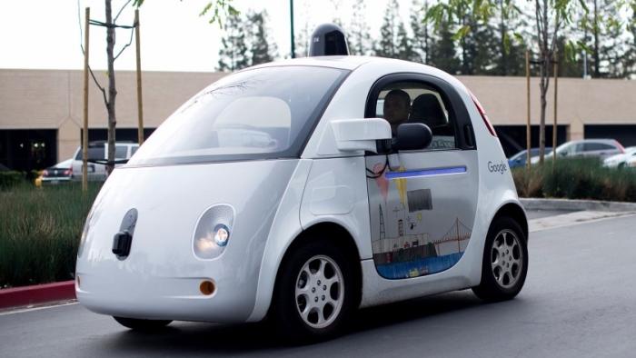 รถยนต์ขับอัตโนมัติระดับ 5 จากกูเกิ้ล