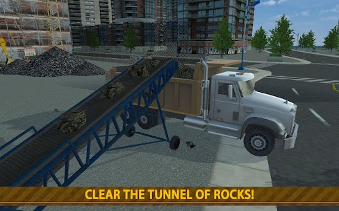 Tunnel Construction Simulator 2018 MOD (Unlocked) 7