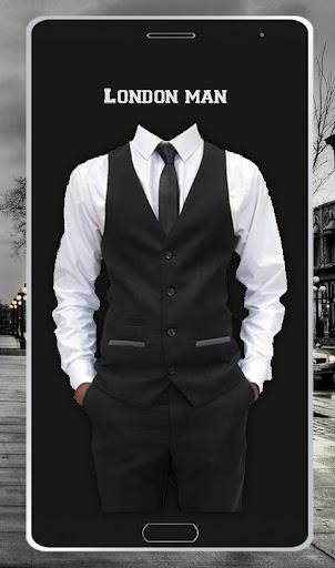 玩攝影App|ロンドンの男の写真のスーツ免費|APP試玩