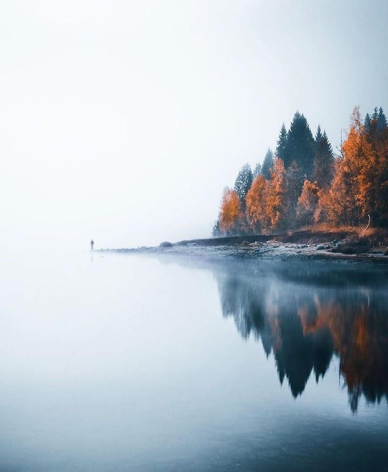 In riva al lago di bydavid