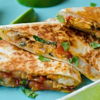 Chipotle Chicken Quesadillas Recipe