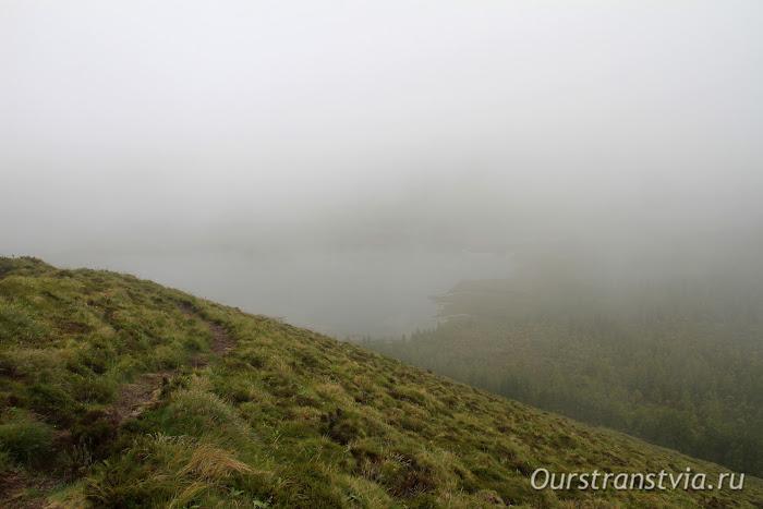 Miradouro do Pico do Carvão, Sao Miguel