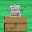Robot Into Box icon