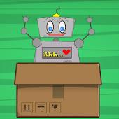 Robot Into Box