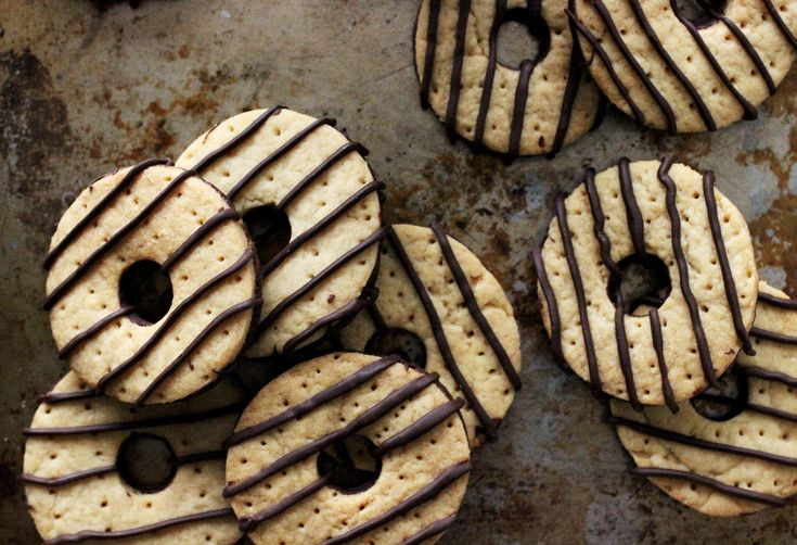 Make Fudge Stripe cookies at home
