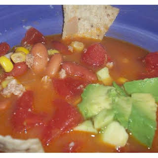 Great Taco Soup.