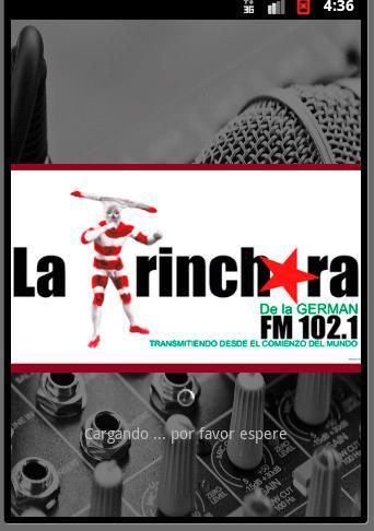 Radio La Trinchera 102.1