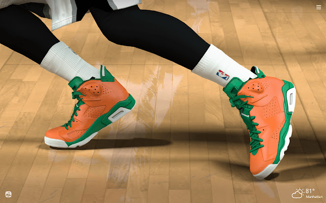 Air Jordan HD Wallpapers New Tab Theme