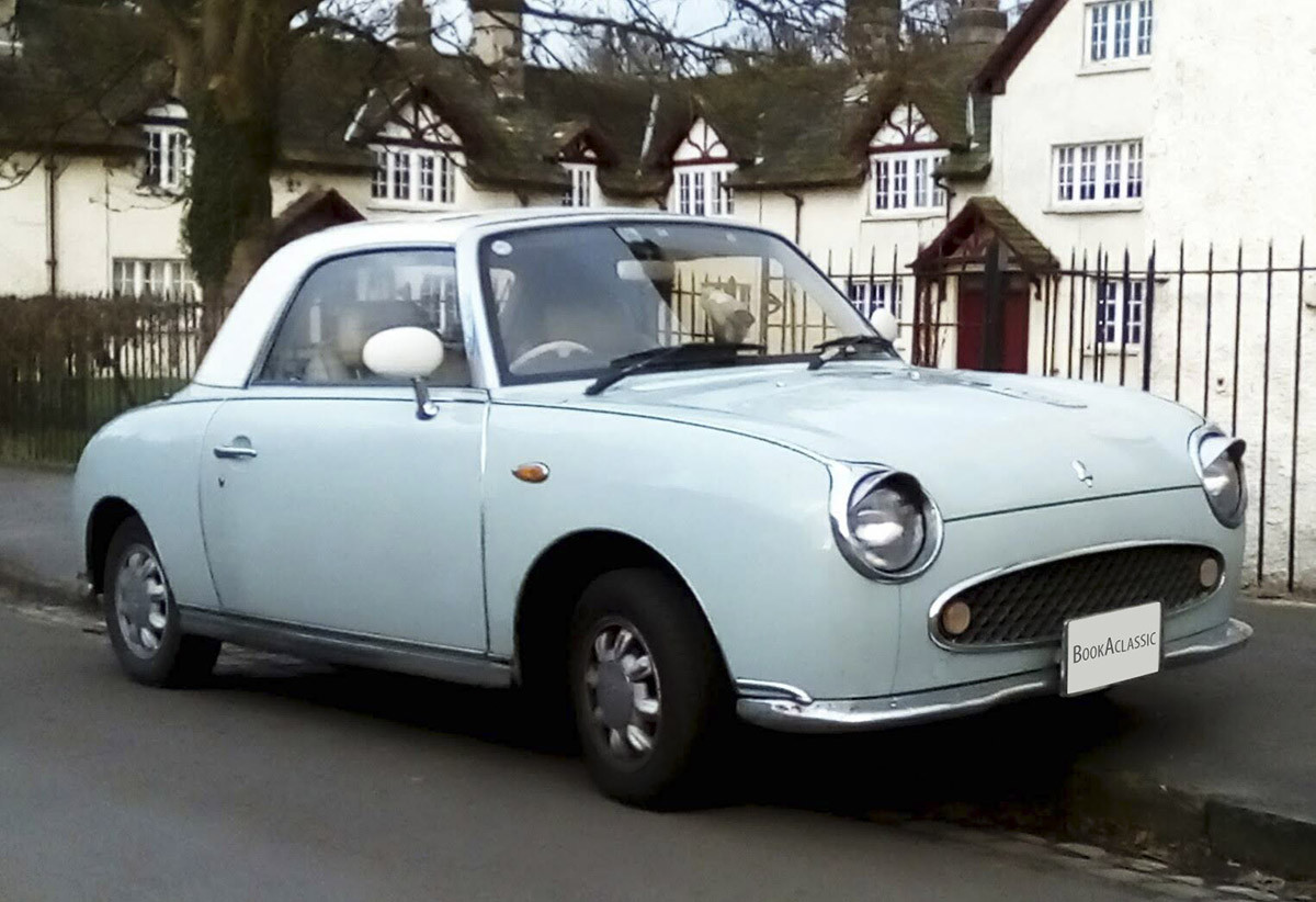 Nissan Figaro Hire Manchester