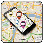 GPS Navigation & Map Direction