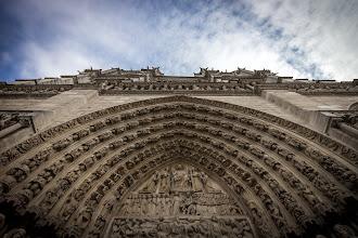 Photo: Portal of the Last Judgement