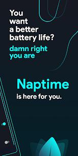 Naptime – the real battery saver (MOD, Pro) v8.2.2 2