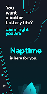Naptime - the real battery saver Screenshot