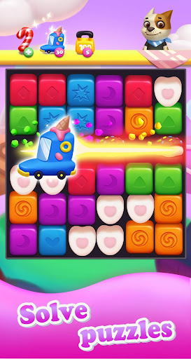 Legend Candy - Candy World - screenshot