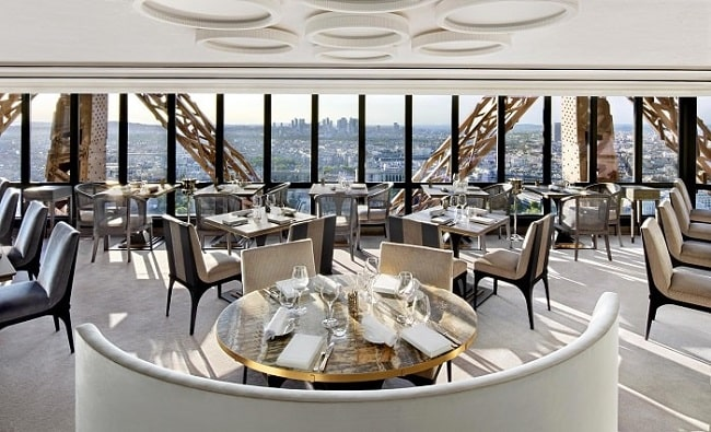 Most Scenic Restaurants in the World