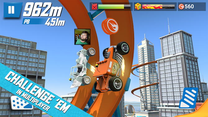Hot Wheels: Race Off Android 3