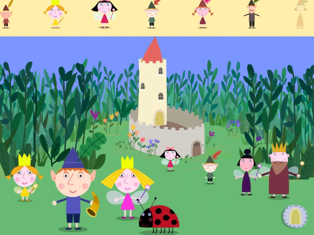Ben & Holly: Big Star Fun- screenshot