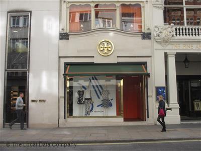 25b2366047b Tory Burch on New Bond Street - Clothes - Women in Mayfair