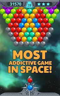 Bubble Shooter Space mod apk download 3