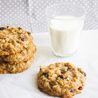 Oatmeal Raisin Cookie With Quick Oats Recipes