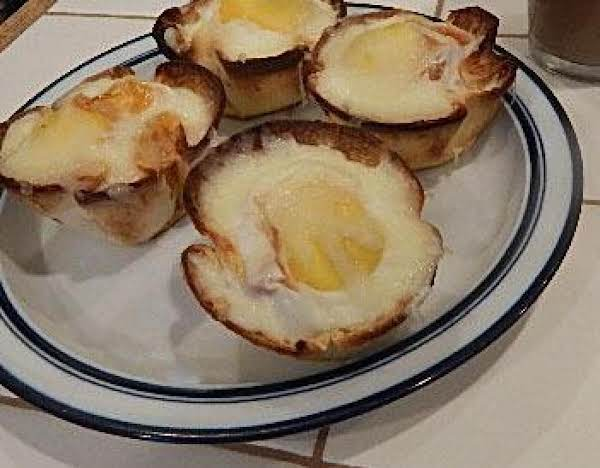 Huevos Rancheros In Muffin Cups